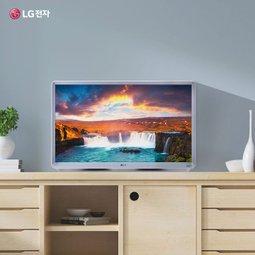 나만의 공간을 완성하는 LG 룸앤 TV모니터