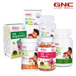 우리 아이 건강은 키누&GNC! 신학기 건강준비!
