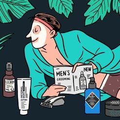 Men's Grooming 그루밍 가이드 맨 뷰티 필수템