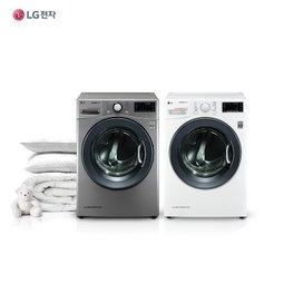 LG TROMM 듀얼인버터건조기 대용량 14kg 예약판매 기획전