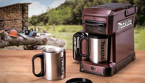 전동 드릴 배터리 커피 머신