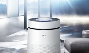 [신모델] LG  360˚공기청정기  더 넓은 공간도 빈틈없는 공기청정