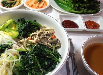 서삼능보리밥