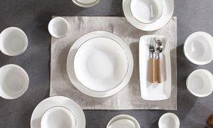 세련된 테이블, 홈스토랑 골드테이블 출시
