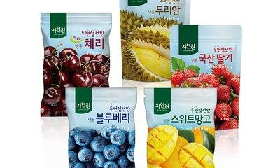 자연원 냉동과일&주스 기획전