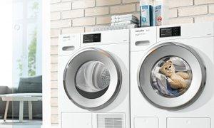 밀레 세탁기/의류건조기