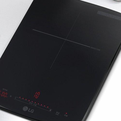 [LG전자] 포터블 인덕션 전기레인지 HEI1B9