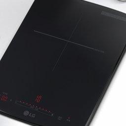 LG DIOS 전기레인지 하이브리드화구 편리하게맞춤조리