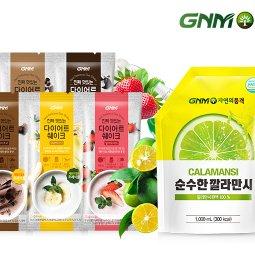 GNM자연의품격 여름 건강 꿀템 무더위 완전정복 맛있는 초이스!