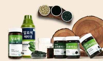 [녹십초생활건강] 환절기 건강관리 특집 엄선된 원료로 직접 제조,판매