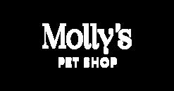몰리스 펫샵 로고