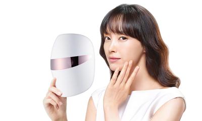 LG프라엘 핑크V 동안피부 비결은 피부속 코어탄력! 제품별 사은특전