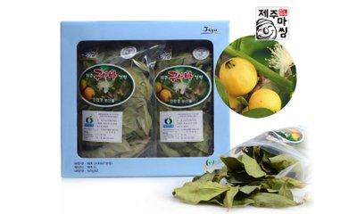 구아바잎이 좋은 숨쉬기 편한 일상 청정한 제주에서 재배한 건엽차