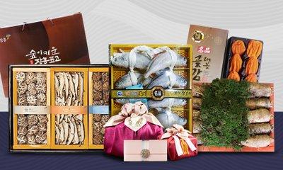 푸드공작소 농수산물 명절 선물세트