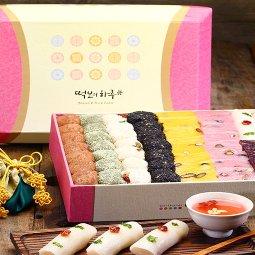 떡보의 하루와  즐거운 추석을~ 실속형 영양떡류 매장직송선물세트