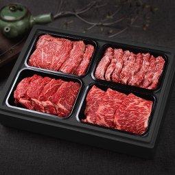 농축협한우 안심먹거리 Fresh 냉장육1~1+ 직영목장사양관리