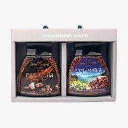 독일 커피 명가 그란도스 주고 받는 분  부담없는 선물세트