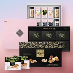 SSG특별기획선물 견과선물세트 감성시장&썬넛트 견과선물