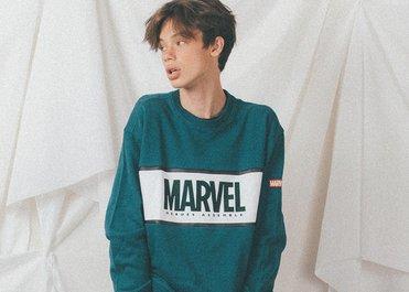 DU x MARVEL 콜라보레이션 신상품