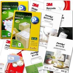라벨,라벨지 우편,물류,바코드 투명,반투명 관리,분류