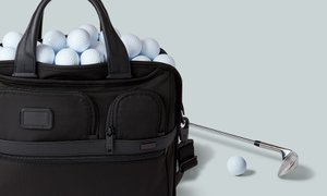 TUMI ALPHA 3 GOLF BAG