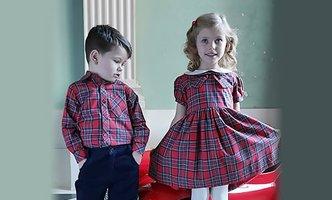 레이첼라일리 영국왕실 감성 유아동복