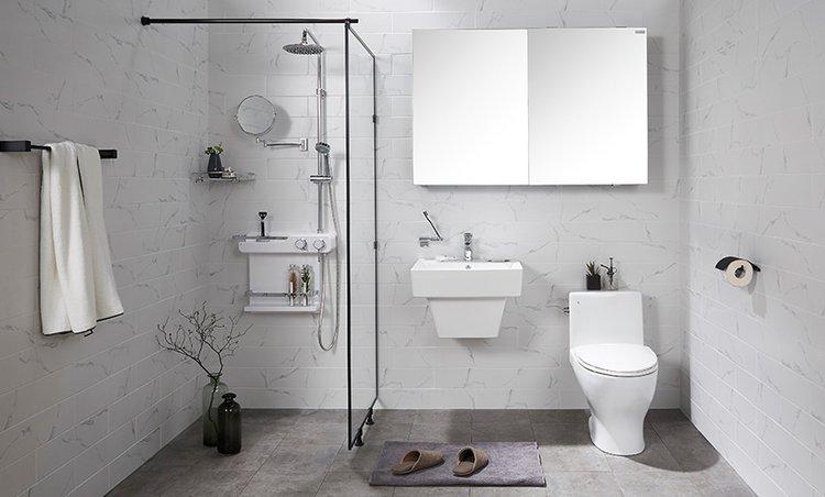 [로얄앤컴퍼니]욕실리모델링 패키지 단품전
