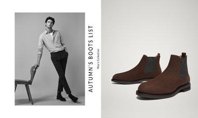 마시모두띠 MEN Autumn's Boots List 무료 배송 / 반품