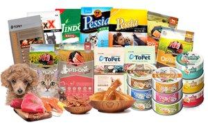사조 펫푸드 런칭! 강아지 고양이를 위한 국내생산 사료 간식 모음전
