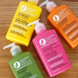 [ANB]호주천연유래 헤어제품 지성용,건성용,염색모발용 모발타입에 맞게 자연성분함유