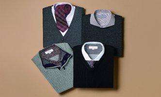 맨즈 셔츠 페어 긴소매/반소매 셔츠 제안