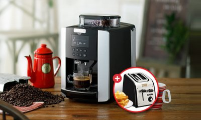 테팔 커피머신 아라비카 출시 기념 사은품 증정 EVENT