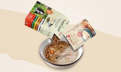 쌀쌀해진 날씨, 영양가득한 간식 풍성하게 챙겨주세요 !