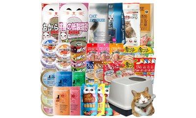 고양이가 좋아하는 간식 모음전/이나바/템테이션/미유믹스