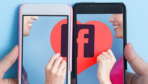 페이스북 소개팅 앱