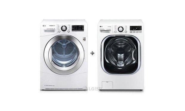 LG전자  세트모델로 쓱~ 건조기 & 드럼세탁기
