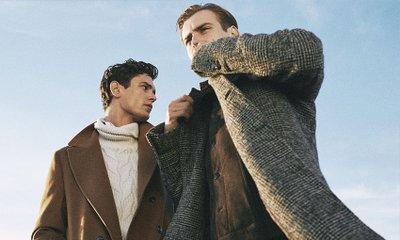 마시모두띠 MEN Sophisticated Cold 따뜻하고 모던한 겨울 필수 아이템