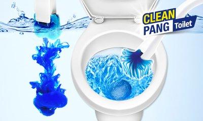 [한정수량] 크린팡 화장실 욕실 변기크리너 세트