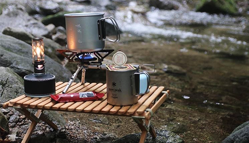 My Camping Tool