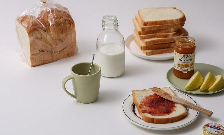 후앙/나폴레옹/밀크앤허니 식빵, 바게뜨, 롤케익, 크림빵 등등 이제 빵도 간편히 집으로 쓱-!