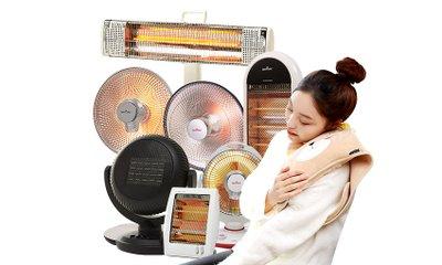 따뜻따뜻~ 전기히터로 겨울준비 시작! 가성비와 실용성 퀸센스/르젠