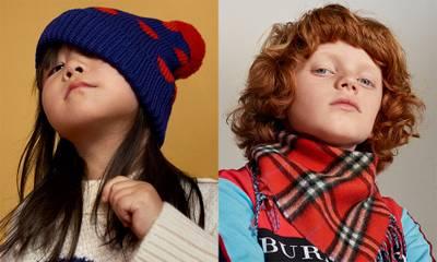 BURBERRY 겨울 아동 신상품 신상품 제안
