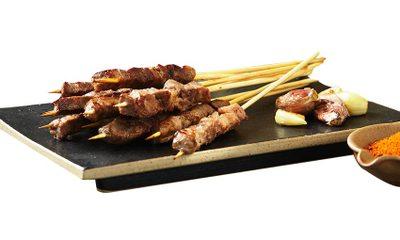 [바베큐램] 간편하게 즐기는 양고기&닭꼬치