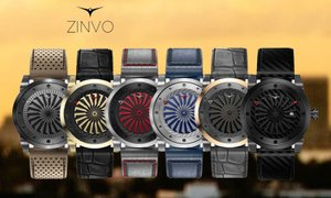 ZINVO BLADE 오토매틱 WATCH 런칭
