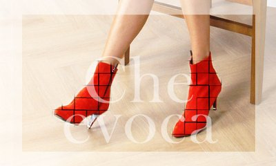 [CHE EVOCA] BOOTS! MUST HAVE ITEMS 쉐에보카 F/W OPEN 세일