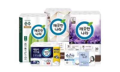 깨끗한나라 브랜드위크