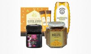 허니코 전세계 꿀을 만나보세요