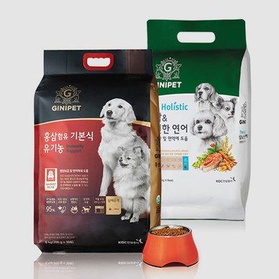 정관장 지니펫 홍삼으로 면역력 강화 정관장 사료