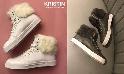 토끼털 겨울슈즈 한정수량특가 코지래빗 겨울털신발