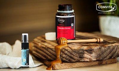 콤비타가 전하는 자연건강1+1 마누카꿀&프로폴리스 파격특가 건강한 선물 탁월한 선택
